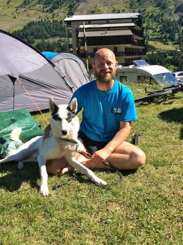 Nordische Hunde bei der Trophee de Montagnes