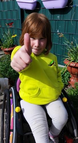 """Canicross mit """"Handicap"""" - Nele zeigts uns allen"""
